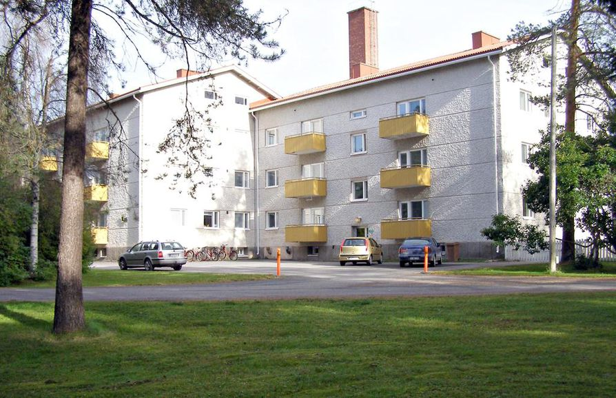 Pohjan Prikaatin varuskunta-alueelle on nousemassa suuri asuinalue.