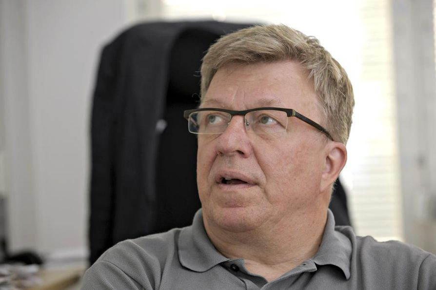 Keskustan puoluesihteeri Timo Laaninen sanoo, että paikallisen väestön kanta Kollaja-hankkeessa on hyvin tärkeä.