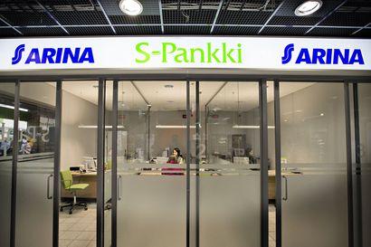 LähiTapiola ja Elo myyvät kaikki S-Pankin osakkeensa S–ryhmälle