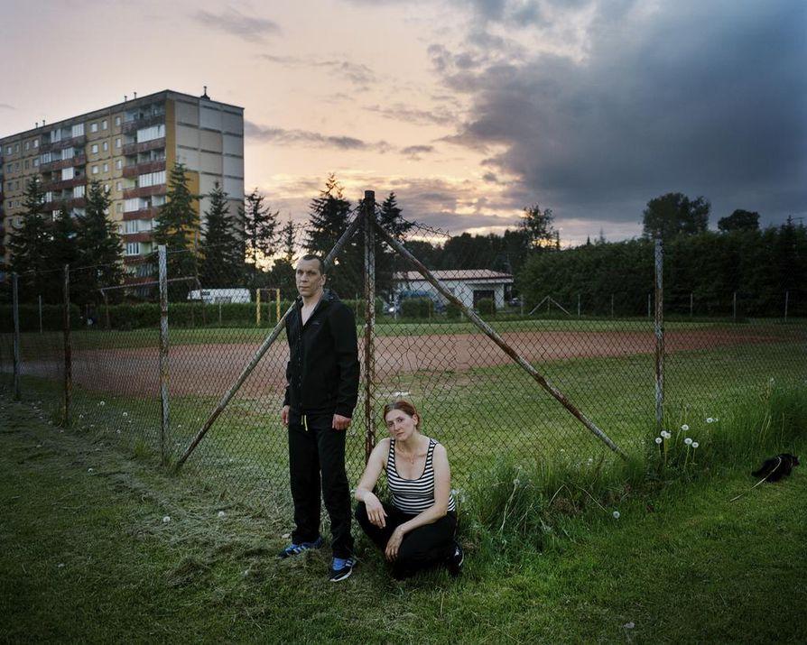 Vuoden kuvajournalisti -sarjan voitti Akseli Valmunen.