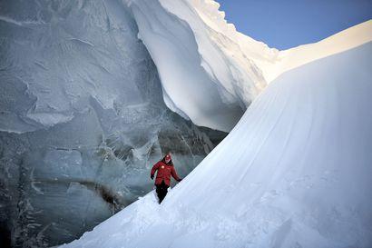 Arktisen alueen tilanne on entistä huolestuttavampi: Lämpötila nousee kolminkertaista vauhtia muuhun maailmaan nähden, uhkana myös ympäristömyrkyt ja elohopea