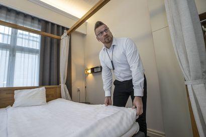 """Oululainen Veli-Pekka Pohjola vaihtoi rengashallissa konttaamisen hotellin johtamiseen – """"Laskin vääriä asioita, mutta en kadu hetkeäkään"""""""