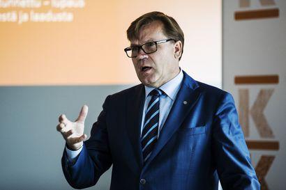 Ruuan verkkokauppa kasvaa Suomessa hurjaa vauhtia – Vahvan tuloksen tehneen Keskon pääjohtaja: Lakot eivät auta eivätkä edistä sopimusten syntymistä