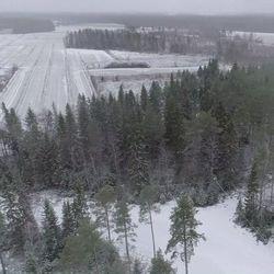 Raahen hiihtomajan kakkosen lenkki