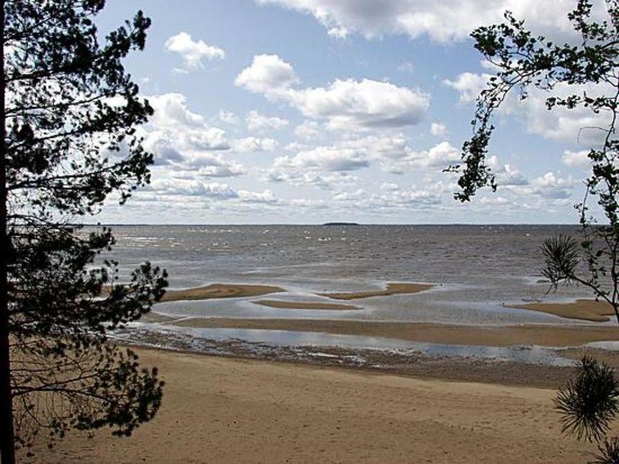 Hankkeen yhtenä tavoitteena on auttaa ihmisiä löytämään Oulujärvi.
