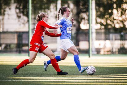 Kaleva Live: Kovavireiset joukkueet kohtasivat Rovaniemellä, kun Naisten Ykkösen sarjakärki ONS iski RoPSin kimppuun – katso tallenne ottelusta täältä