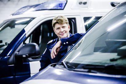 Poliisia saa odottaa Enontekiöllä sata minuuttia – Alle tunnin tavoiteaika ei onnistu syrjäseuduilla ilman poliisien määrän lisäämistä, sanoo poliisipäällikkö