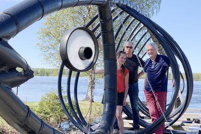 Noususiikaa odotellaan väylän partaalla – Kukkolankoskella tähdätään Unescon elävän kulttuuriperinnön listalle.