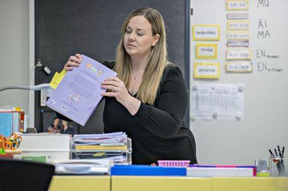 Opettajista yli puolet miettii alanvaihtoa