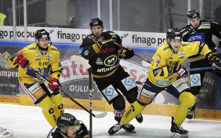 Kärpät kärsi kotitappion Mikkelin Jukureille.