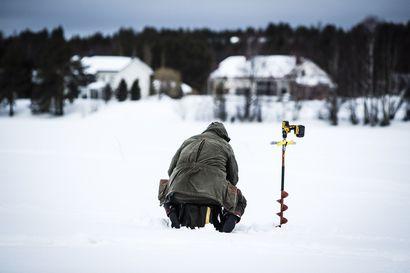 Pilkkikilpailunkin pystyy pitämään etänä – osallistua voi mistä päin Suomea tahansa