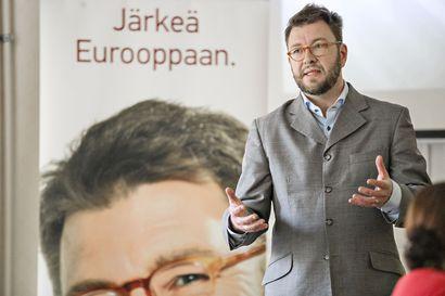 Stubb: Kreikan väliaikainen euroero oli yksi vaihtoehto