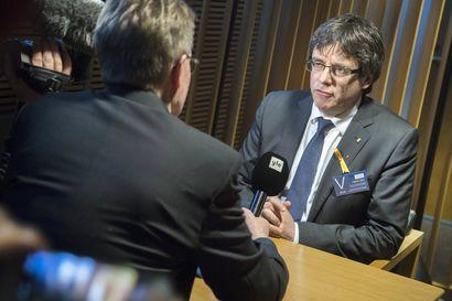 Espanja etsintäkuulutti Suomessa vierailevan katalaanijohtajan – kutsun esittänyt kansanedustaja ei tiedä Puigdemontin olinpaikkaa