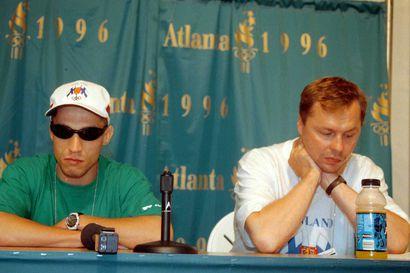 """""""Ei tästä tule mitään, tuo mieshän kuolee"""" – mitä todella tapahtui, kun oululaispainija Mikael Lindgren jäi vaakaan Atlantan olympialaisissa 1996?"""