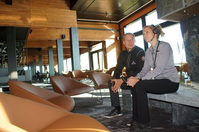 Tuhkasta uuteen nousuun: kurkistus Hotelli Iso-Syötteen juuri avattuun ravintolaan – tällaiset ovat yrittäjien tunnelmat rakentamisen loppusuoralla
