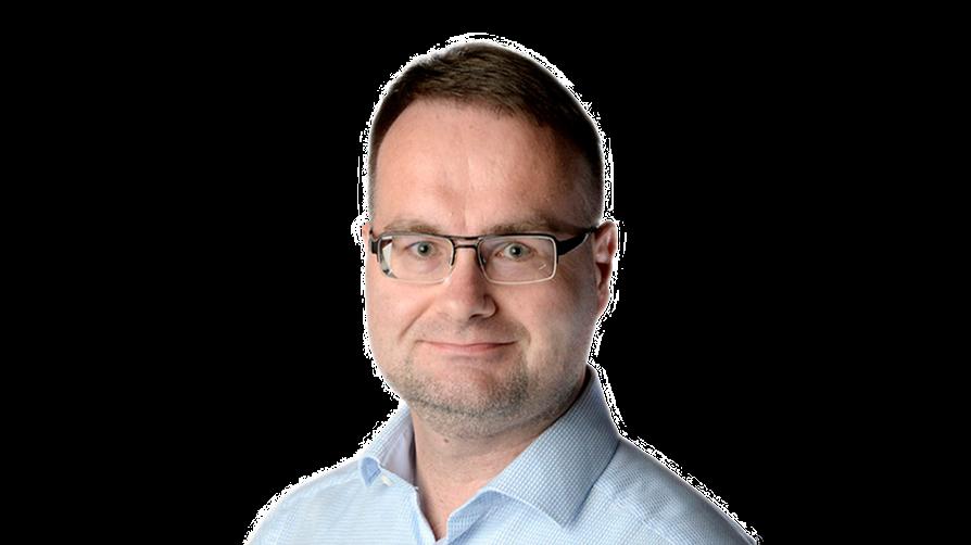 Kirjoittaja Matti Posio.