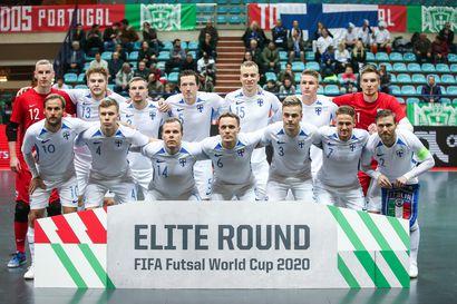Sensaatio, joka syntyi nopeasti – 20 vuotta sitten edes futsalin sääntöjä ei tunnettu, nyt Suomi pelaa maailman huipulla