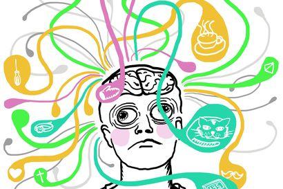 Mieleen tuli yksi ajatus, ja heti perään 59 999 muuta – Nina Uusitalo antaa neuropsykologin vinkkejä aivojen ylikuormituksen hallintaan