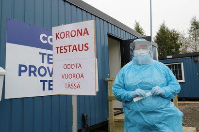 Koronapiste avautui Torniossa – Ensimmäisenä päivänä ei tullut yhtään rajanylittäjää koronatestiin