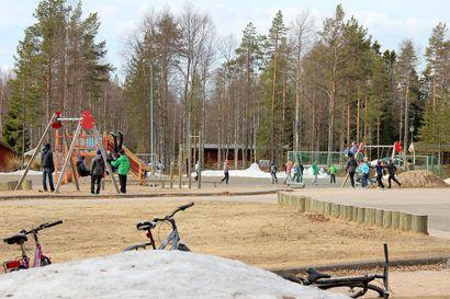 Kaupunki investoi: Pietarilaan lähiliikuntapaikka ja Lakarin koulun piha-alueelle peruskorjaus