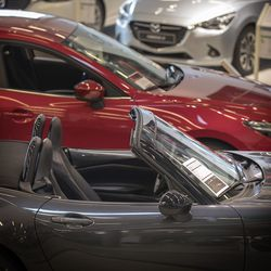 Meri-Lapin autokaupoilla ei dramaattista jysähdystä suuntaan tai toiseen -  koronakevään aikana autokaupan uutisoitiin voivan huonosti koko maassa, nyt sen katsotaan piristyneen