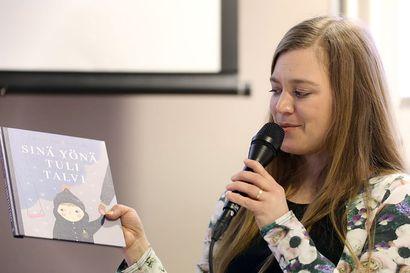 Sunnuntain syntymäpäiväsankari Anna Elina Isoaro: Oman intohimon toteuttaminen vaatii rohkeutta