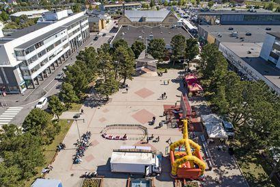 Raahen keskustan asemakaavalle lähtölaukaus – Kaupunginhallitus yksimielinen