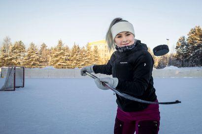 Sporttinen Seena Arvio on tyytyväinen kolme vuotta sitten tekemästään valinnasta – hän valmistuu toukokuussa liikuntaneuvojaksi nuorten suosimasta koulutuksesta