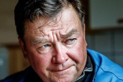 Eila Kumpuniemi ja Markku Sotisaari punnersivat SM-mitaleille