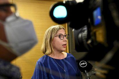 VTV:n ex-pääjohtaja Tytti Yli-Viikari sai syytteet kolmesta rikoksesta