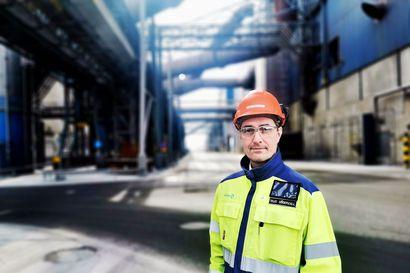 Tornion terästuotannon oppeja Ruotsin tehtaalle – Outokummulla pitkään työskennellyt Teijo Södervall lähtee Avestan terästehtaan johtajaksi