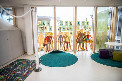 Liuta Oulun kaupungin esikouluja mukaan kaksivuotiseen esiopetuskokeiluun
