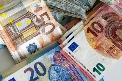 Kysely: 100 euron pudotus kuukausituloissa aiheuttaisi ongelmia kolmannekselle pohjoispohjalaisista kotitalouksista