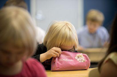 Tavallisesti, turvallisesti ja hygieniaohjeistukset mielessä pitäen uuteen kouluvuoteen