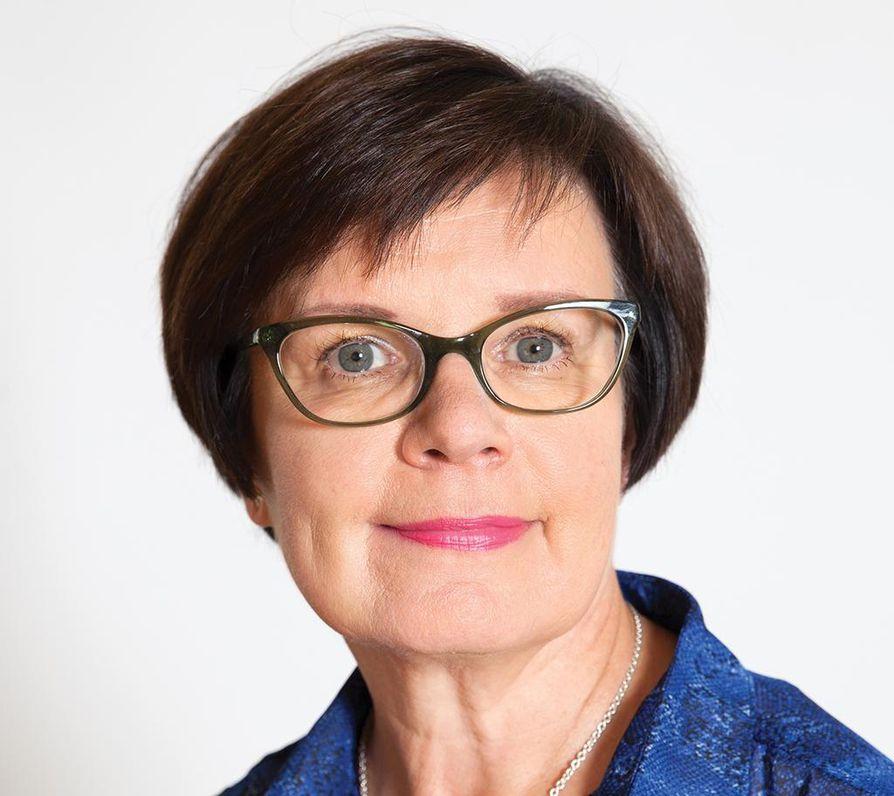 Maija-Leena Paavola valittiin pääsihteeriksi.