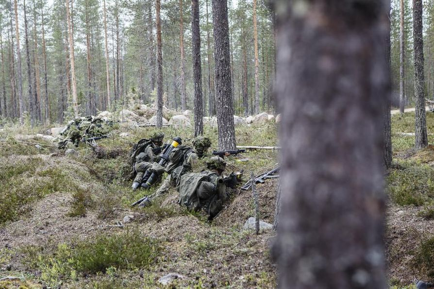 Rovajärven ampuma-alueella järjestetään osa kansainvälisen Bold Quest 19.1 -harjoituksen tapahtumista. Kyseessä on monikansallinen tulenkäytön testaus- ja todentamistapahtuma, jonka päätapahtumapaikka on Sodankylä. Arkistokuva.