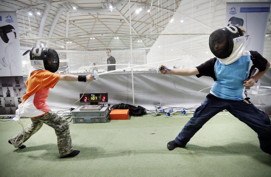 X-ON liikuntatapahtuma järjestetään taas Ouluhallissa syyslomalla. Arkistokuva.