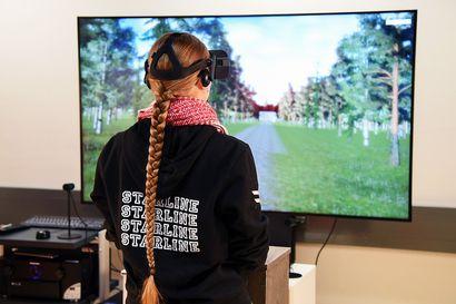 Virtuaalitodellisuudesta lisäarvoa matkailulle ja kulttuurille - Vanhan Sallan historialliselle hautausmaalle pääsee pian virtuaalivierailulle