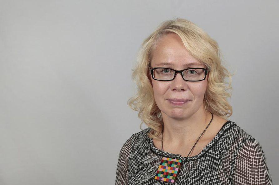 Pauliina Rauhala on oululainen kirjailija.