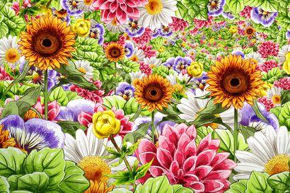 Missä Lapin kaupungissa on kauneimmat kukkaistutukset? – Äänestä omaa suosikkiasi