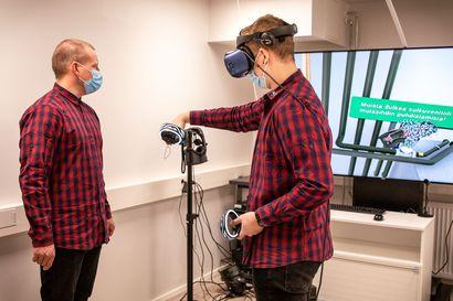 Virtuaalitodellisuus auttaa työntekijöiden perehdyttämisessä – Lapissa toteutettavaan hankkeeseen etsitään yhteistyöyrityksiä