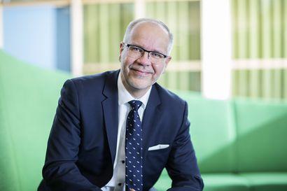SOK:n uudeksi pääjohtajaksi valittiin Hannu Krook – uuden pääjohtajan taustalla brändiosaamista