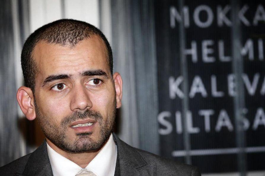 Rami Jaber on ollut poliisin kuultavana epäiltynä talousrikoksista. Arkistokuva.