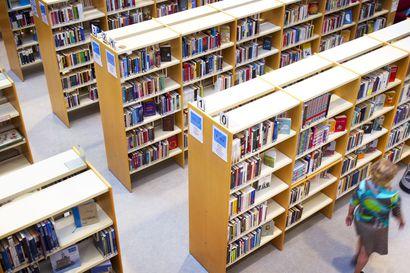 Omatoimikäyttö alkaa ensi maanantaina osassa Oulun kirjastoja