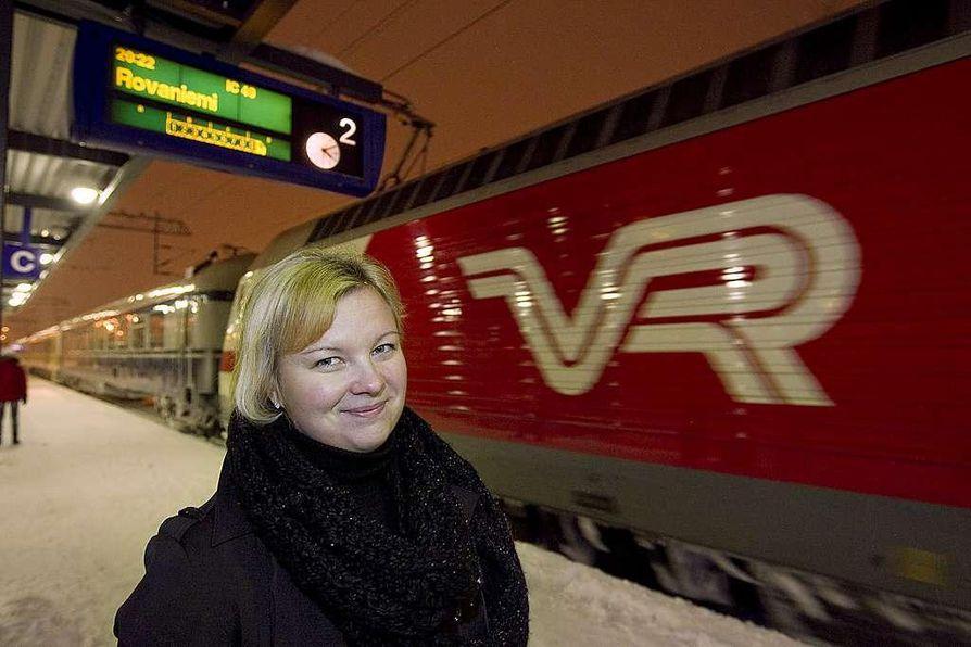 VR päihitti lentokoneet | Kotimaa | Kaleva.fi