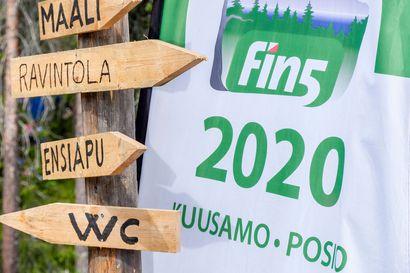 Venla Taulavuori ja Ruslan Glebov päivän nopeimmat Posiolla – katso tästä FIN5-suunnistusviikon kahden ensimmäisen päivän tulokset