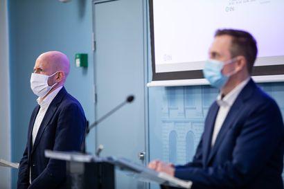Mikä on Suomen rokotustilanne? STM ja THL tiedottivat koronavirustilanteesta – katso tallenne lähetyksestä