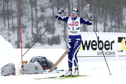 """Anne Kyllönen ilahtui sprinttivireestään: """"Tunne yllättävän hyvä"""""""