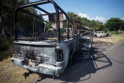 Kaksi joukkoampumista nosti tunteet pintaan väkivaltaan tottuneessa Meksikossa