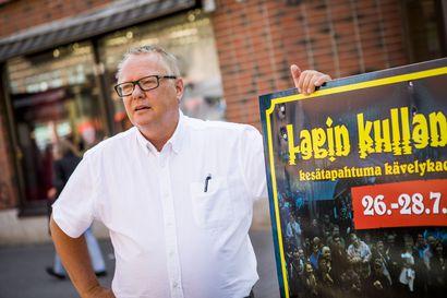 Perussuomalaiset sai Matti Henttusen loikan myötä vahvan yliedustuksen kaupunginhallitukseen